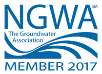 Member of National Ground Water Association